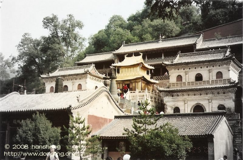 WuTai Mountain temple 五臺山